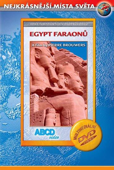 neuveden: Egypt faraonů - Nejkrásnější místa světa - DVD