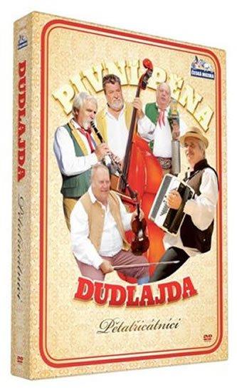 neuveden: Dudlajda - Pětatřicátníci - DVD