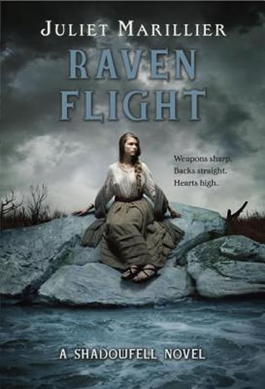 Marillier Juliet: Raven Flight