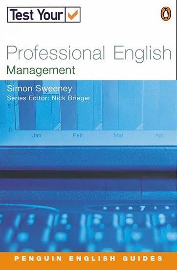 Sweeney Simon: Test Your Professional English: Management