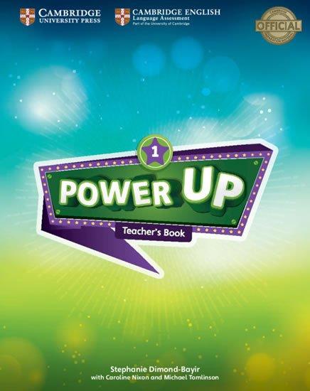 Nixon Caroline: Power Up Level 1 Teacher´s Book