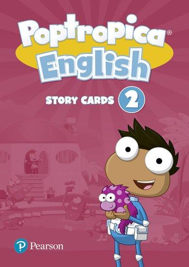 Salaberri Sagrario: Poptropica English 2 Storycards