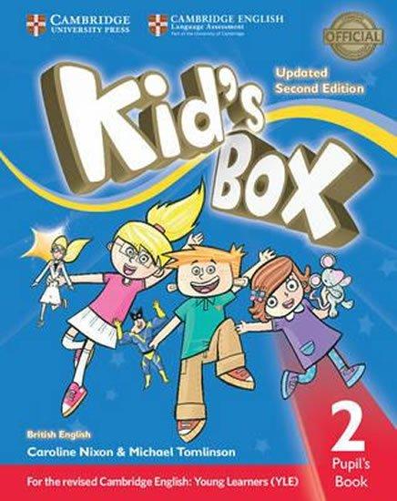 Nixon Caroline: Kid´s Box 2 Pupil´s Book British English,Updated 2nd Edition