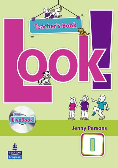 Parsons Jenny: Look! 1 Teacher´s Pack