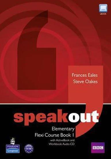Eales Frances, Oakes Steve: Speakout Elementary Flexi Coursebook 1 Pack