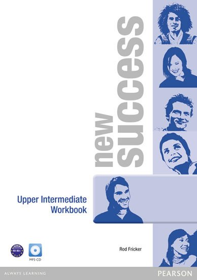 Moran Peter: New Success Upper Intermediate Workbook w/ Audio CD Pack