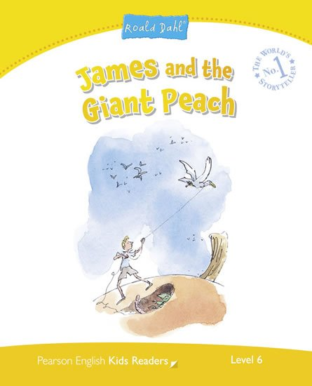 Potter Jocelyn: PEKR | Level 6: James and the Giant Peach
