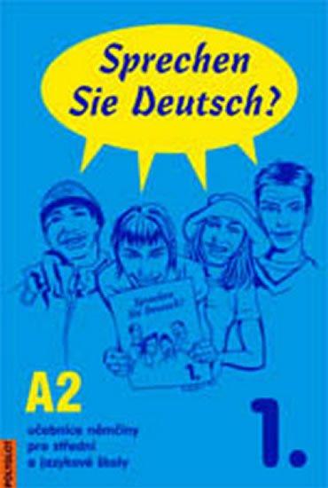 Dusilová Doris: Sprechen Sie Deutsch - 1 kniha pro studenty