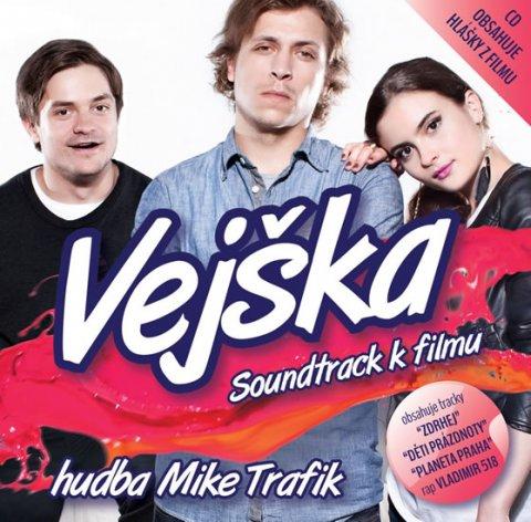 Trafik Mike: Vejška (hudba z filmu) - CD