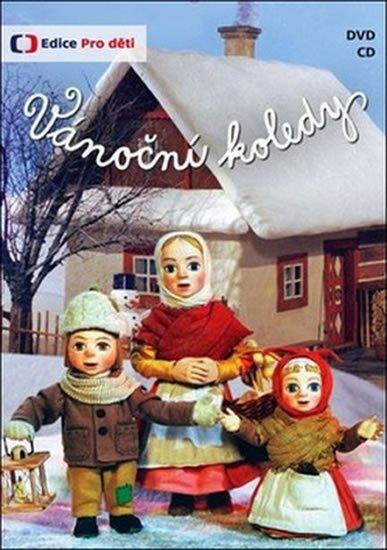 neuveden: Vánoční koledy - DVD + CD