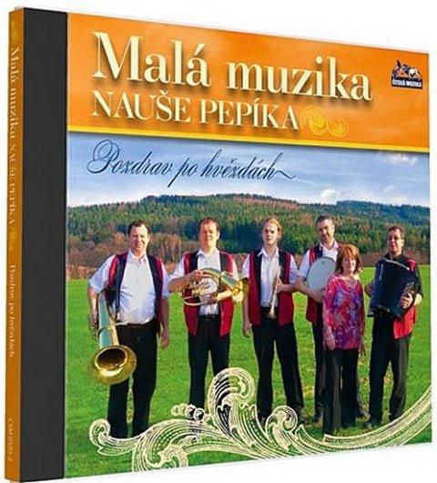 neuveden: Malá muzika Nauše Pepíka - Pozdrav po hvězdách - 1 CD