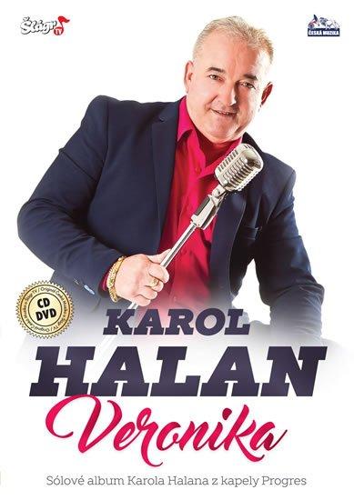 neuveden: Progres - Karol Halán Veronika - CD + DVD