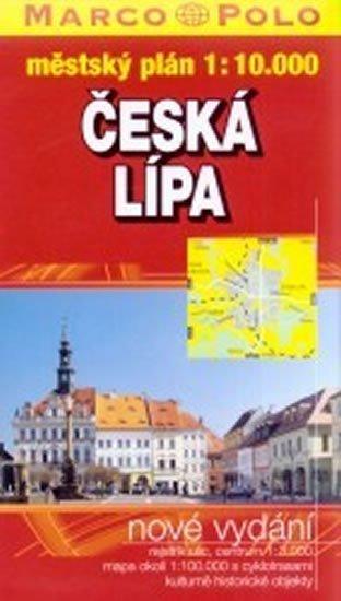 neuveden: Česká Lípa/plán VKU 1:10T