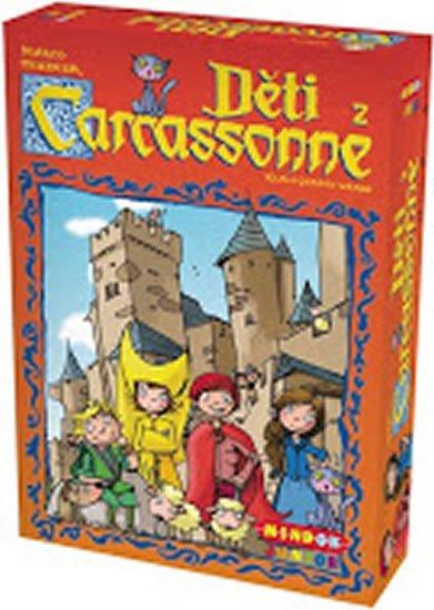 Wrede Klaus-Jürgen: Carcassonne: Děti z Carcassone