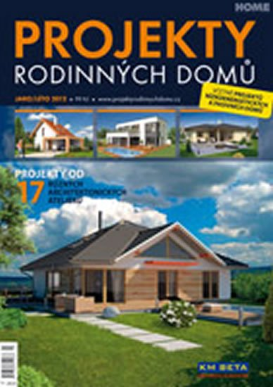 neuveden: Projekty Rodinných domů 2012 Podzim/Zima