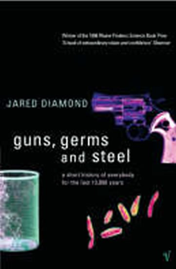 Diamond Jared: Guns, Germs and Steel