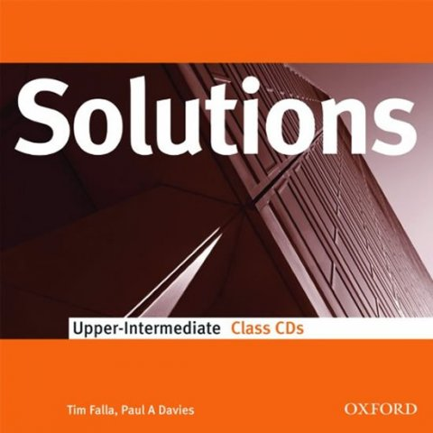 Falla Tim, Davies Paul A.: Maturita Solutions Upper Intermediate Class Audio CDs /2/