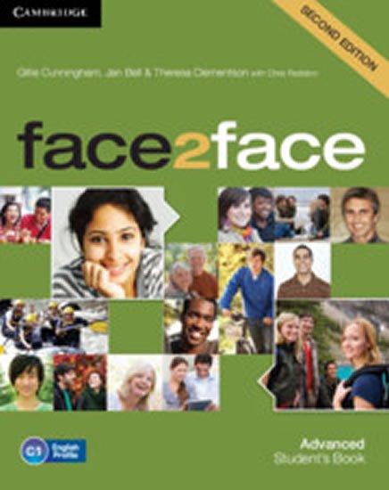 Cunningham Gillie: face2face Advanced Student´s Book