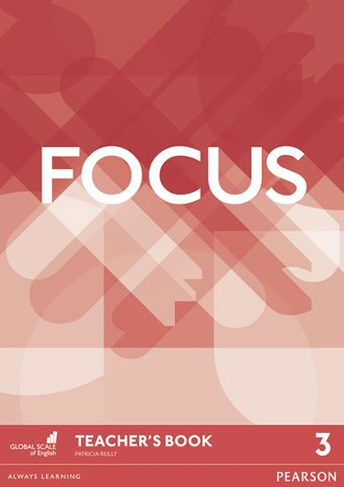 Reilly Patricia: Focus 3 Teacher´s Book with MultiROM Pack