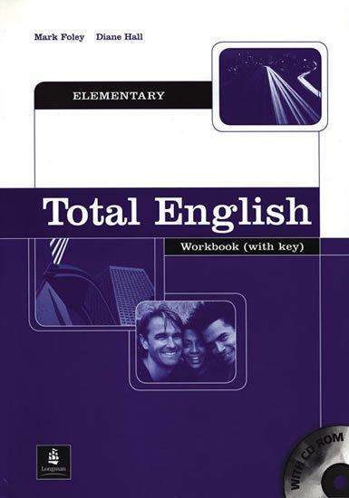 Foley Mark: Total English Elementary Workbook w/ CD-ROM Pack (w/ key)