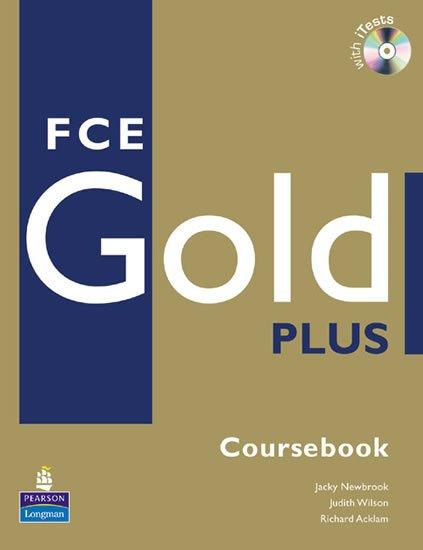 Newbrook Jacky: FCE Gold Plus 2008 Coursebook w/ CD-ROM Pack