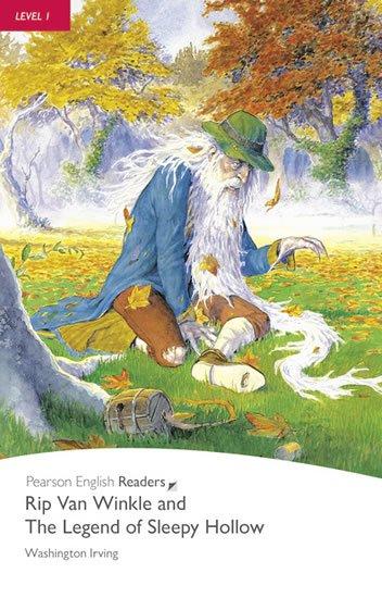 Irving Washington: PER   Level 1: Rip Van Winkle and The Legend of Sleepy Hollow Bk/CD Pack