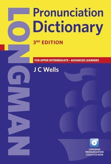 Wells John: Longman Pronunciation Dictionary 3rd Edition Paper & CD-ROM Pack