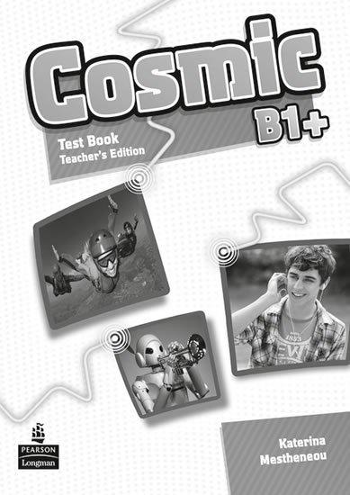 Mestheneou Katerina: Cosmic B1+ Test Book Teacher´s Guide