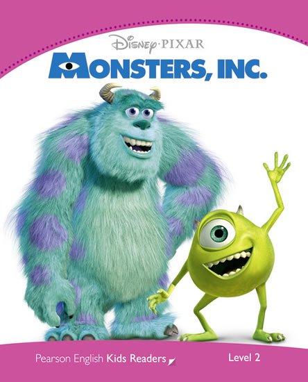 Ingham Barbara: PEKR | Level 2: Disney Pixar Monsters, Inc