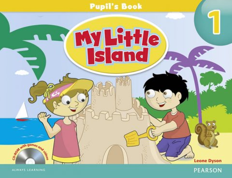 Dyson Leone: My Little Island 1 Students´ Book w/ CD-ROM Pack