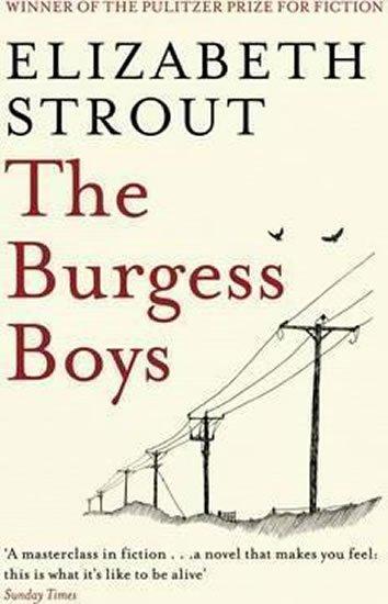 Stroutová Elizabeth: The Burgess Boys