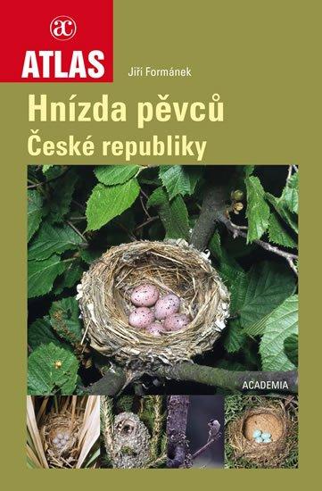 Formánek Jiří: Hnízda pěvců České republiky