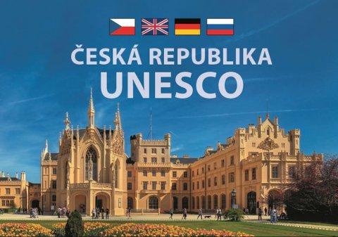 Sváček Libor: Česká republika UNESCO - mini / vícejazyčná