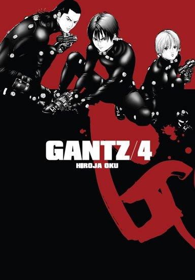 Oku Hiroja: Gantz 4