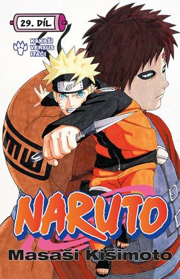 Kišimoto Masaši: Naruto 29 - Kakaši versus Itači