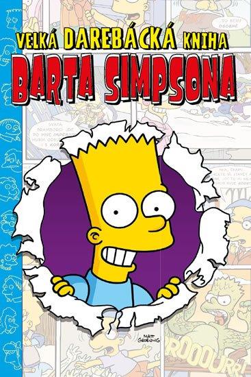 Groening Matt: Simpsonovi - Velká darebácká kniha Barta Simpsona