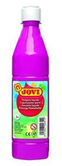 neuveden: JOVI temperová barva 500ml v lahvi růžová