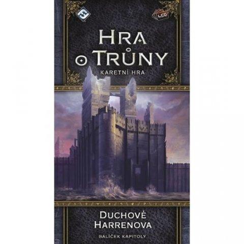 neuveden: Hra o trůny - karetní hra: Duchové Harrenova
