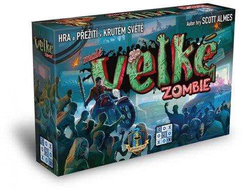 neuveden: Malé velké zombie/Společenská hra