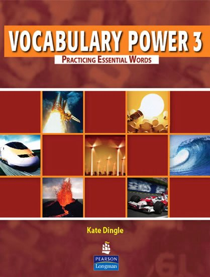 Dingle Kate: Vocabulary Power 3: Practicing Essential Words