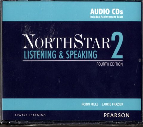 Mills Robin L.: NorthStar 4th Edition Listening and Speaking 2 Class Audio CDs