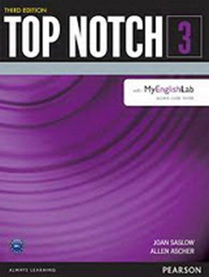 Saslow Joan M.: Top Notch 3 Class Audio CD