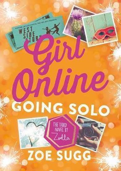 Sugg Zoe: Girl Online: Going Solo