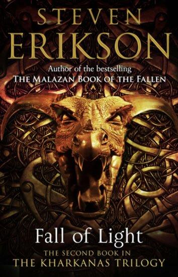 Erikson Steven: Fall Of Light