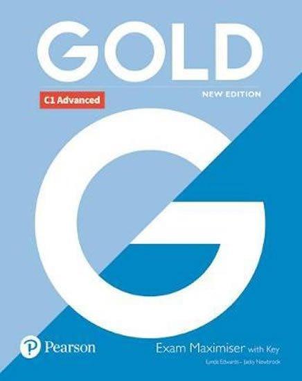 Edwards Lynda, Newbrook Jacky: Gold C1 Advanced 2018 Exam Maximiser w/ key