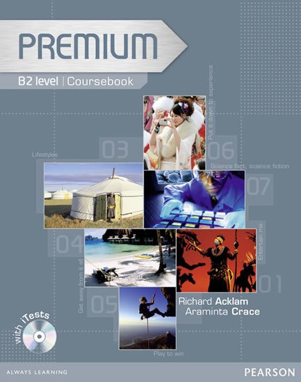 Acklam Richard: Premium B2 Coursebook Exam Pack