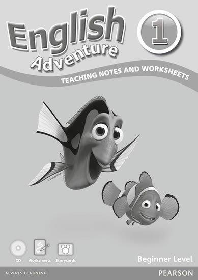 Lochowski Tessa: English Adventure Beginner (Workbook, Audio CD, Cards) Story Pack
