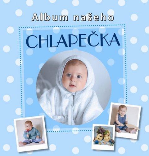 neuveden: Album našeho chlapečka