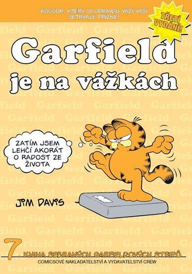 Davis Jim: Garfield je na vážkách (č.7)