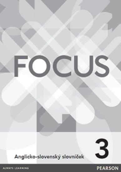 neuveden: Focus 3 slovníček SK 1st Ed.